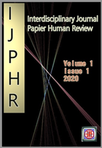 View Vol. 1 No. 1 (2020): Interdisciplinary Journal Papier Human Review