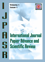View Vol. 1 No. 1 (2020): International Journal Papier Advance and Scientific Review
