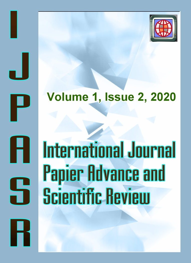 View Vol. 1 No. 2 (2020): International Journal Papier Advance and Scientific Review