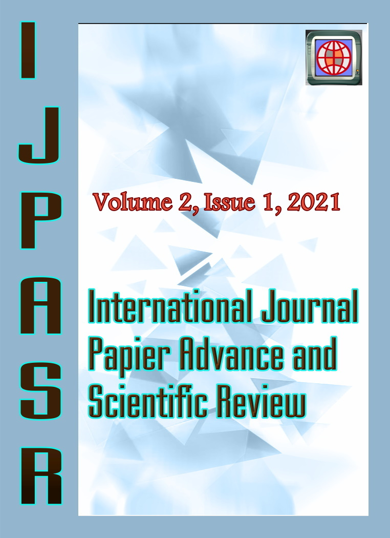 View Vol. 2 No. 1 (2021): International Journal Papier Advance and Scientific Review
